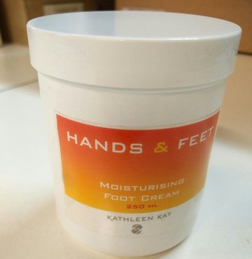 Moisturising Foot Cream 250ml