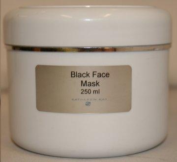 Black Face Mask 250 ml