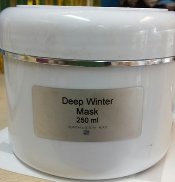 Deep winter mask 250ml