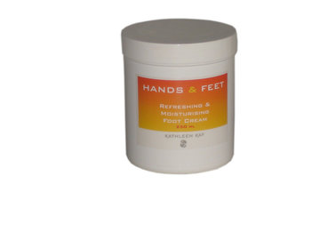 Warming & Strengthening Foot Cream 550 ml