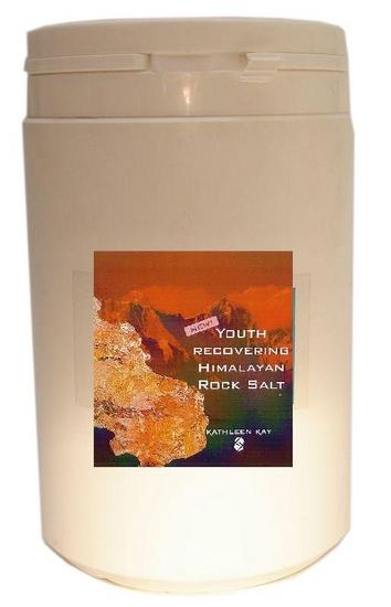 Himalayan Rock Salt 1000 gram