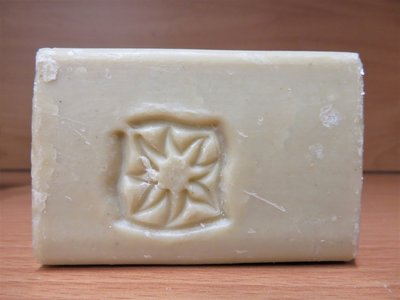 Soap white clay 100g
